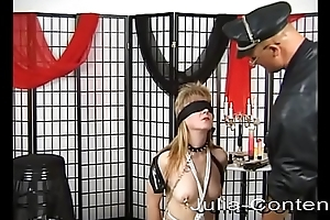 Real couple makes fetish video