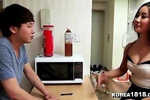 Korea1818.com - favourable korean virgin receives to fuck sexy korean sweetheart!