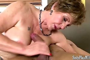 Comp porn with respect to mature sluts being fucked