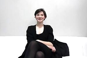 interview porn sheet pick beautiful girl