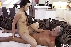 Old young anal hd What would you impress - adding machine or your girlboss?