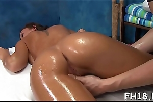 Sexy sizzling gets a snatch massage then fucked hard!