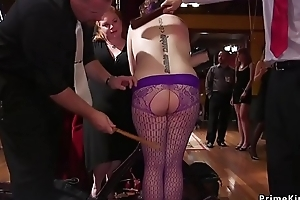 Waiting upon anal toying and sucking big cock