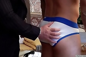 Natural personally son anal carnal knowledge with cumshot