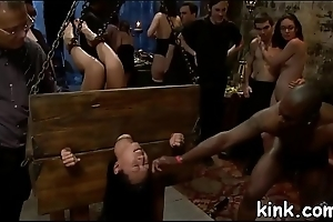 Hotty next way in bound, degraded, drilled and dominated.