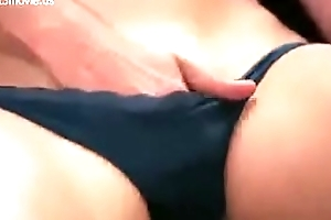 Hot Erotics triad sex &_ a girl Masturbates Fingering