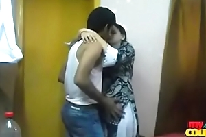 Indian young chick sex with her boyfriend