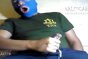 ValesCabeza027 WIDESCREEN version(RE-EDITED) AWESOME!!! MILITAR Copper UNIFORM 2 policia Militar Uniformado ASOMBROSA CORRIDA MOCOS!