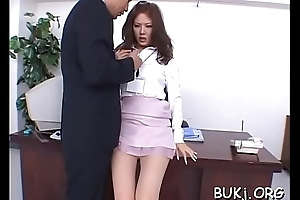 Regimen feel one's way babe severe screwed increased by made to endure cum