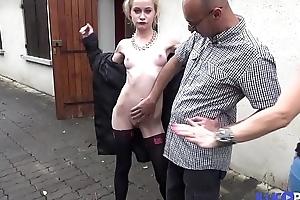 Sodomie pour Morgane, elle teste mention favourably avant de se marier [Full Video]
