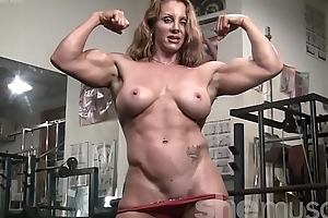 Naked sissified bodybuilder hawt red headed muscle