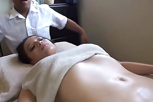 Asian massages white smutty bitch sexually excited white horny cheating wife