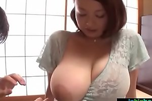Leader japanese big White Chief wife groped and drilled fast - what´s her name?