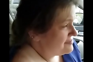 Busty Craigslist Escort Sucks My Bushwa In A Parking Lot
